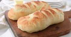 Bake French bread easily and without bread maker