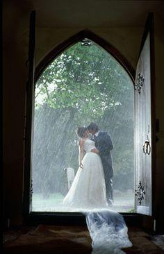 rain is so romantic