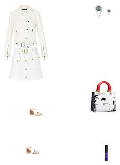 """Grace"" by zoechengrace on Polyvore featuring Louis Vuitton, Elise Dray, Brother Vellies and NYX"