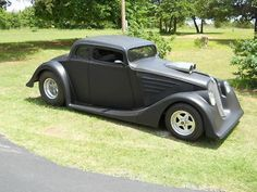 Willys : Chopped Model 77 COUPE STREET ROD 1934 WILLYS Street Legal HOT ROD VERY LOW RESEVE - http://www.legendaryfind.com/carsforsale/willys-chopped-model-77-coupe-street-rod-1934-willys-street-legal-hot-rod-very-low-reseve/