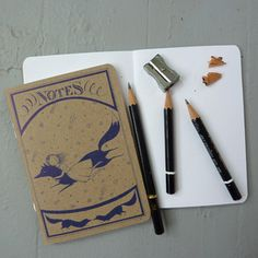 Fox Rider Notebook