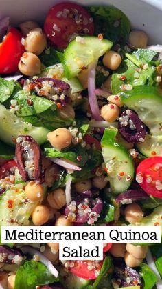 Healthy Salad Recipes, Veggie Recipes, Whole Food Recipes, Healthy Snacks, Vegetarian Recipes, Healthy Cooking, Healthy Eating, Cooking Recipes, Francis Mallman