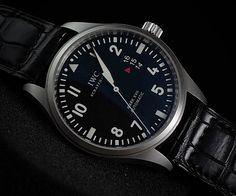 Iwc Pilots Mark Xvii Black Iw326501