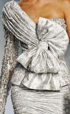 Zuhair Murad, Haute Couture Fall/Winter 2009 / Fabulous Fashion Detail <3