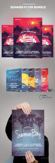 Summer+Flyer+Bundle+Vol+2
