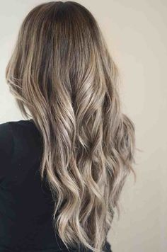 Ash brown/ blonde