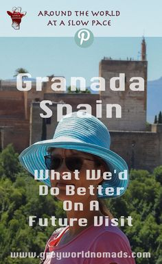 One day in Granada, Spain, things to do like visiting Moorish architecture with the castles and the fortress of Alhambra in the Sierra Nevada mountains. Travel Tours, Travel Destinations, Places To Travel, Places To Go, Granada Spain, Sierra Nevada, Moorish, Culture Travel, Wanderlust Travel