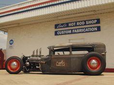 Rat Rods | Champion Muscle Cars | Great Information For Muscle Car and Hot Rod Restoration