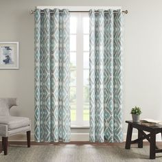95 Inches,96 Inches,Grommet Curtains: Accentuate the rooms in your home with curtains, which come in a variety of colors, styles, and lengths. Free Shipping on orders over $45!