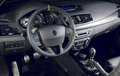 Megane 3 RS interior