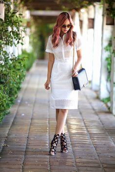 Late Afternoon / Summer Jam //  #Fashion, #FashionBlog, #FashionBlogger, #Ootd, #OutfitOfTheDay, #Style