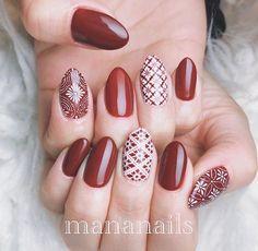 Perfect Nails, Gorgeous Nails, Love Nails, Trendy Nail Art, Stylish Nails, Short Nail Designs, Nail Art Designs, Girls Nails, Nail Patterns