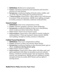 NBCOT UE & Hip Review Page 5