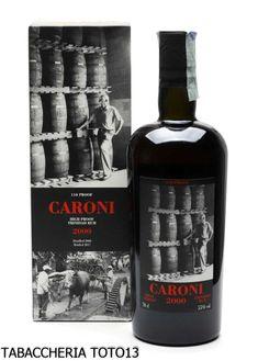 Rum caroni 2000