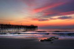 Pawleys Island Pier - Pawleys Island South Carolina SC
