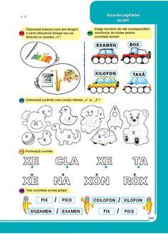 Clasa pregatitoare : Comunicare in limba romana - Clasa Pregatitoare Children, Kids, Bullet Journal, Map, School, Young Children, Young Children, Kid, Schools