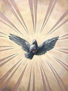 Vienna Karlskirche frescos4b - Heiliger Geist – Wikipedia