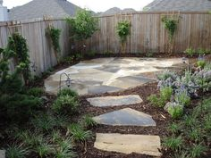Best Natural Stone Patio Design Ideas Flagstone Patio, Small Backyard Patio GreenScapes Landscaping and . Stone Patio Designs, Small Patio Design, Outdoor Patio Designs, Front Yard Design, Diy Patio, Backyard Designs, Patio Wall, Outdoor Spaces, Backyard Walkway
