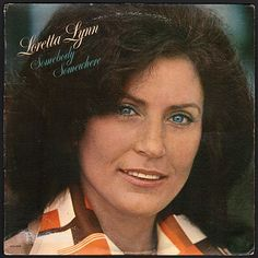 """Somebody Somewhere"", by country singer Loretta Lynn, peaked at #1 on Billboard's Top Country Albums. The title song ""Somebody Somewhere (Don't Know What He's Missin' Tonight)"", a 1976 single written by Lola Jean Dillon, was Loretta Lynn's tenth number one on the country chart as a solo artist. The single stayed at #1 for two weeks. (Vinyl LP)"
