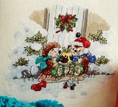 Christmas Companions 1