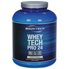 Vitamin Shoppe: 4x 5-lb BodyTech Whey Tech Pro 24 Protein Powder $119.98 & More  Free Shipping #LavaHot http://www.lavahotdeals.com/us/cheap/vitamin-shoppe-4x-5-lb-bodytech-whey-tech/114904
