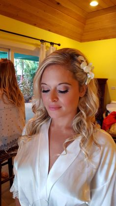 Make up by Gina Petersen  of St. Thomas VI, #GlamSquad