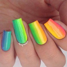 Summer Nail Designs -