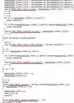 Risate, Whatsapp insulta Apple nel suo codice, e se ne sono accorti adesso…