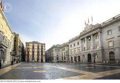 Placa Sant Jaume, Barcelona