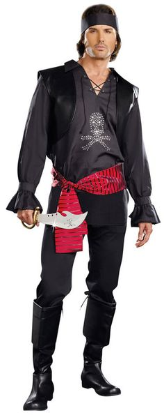 Looking for Booty Pirate Adult Costume