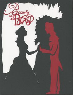 LISTING FOR CAROLYN Paper Cut Silhouette by EastNeverlandTrading                                                                                                                                                                                 Mais