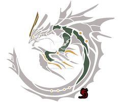 Amatsumagatsuchi Circular Emblem by Zanshinretsu.deviantart.com on @DeviantArt