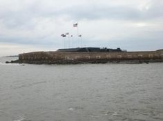 Ft. Sumter: where the War Between the States first began