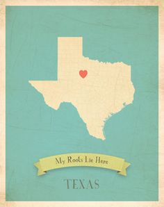 My Roots Collection Texas Children Inspire Design