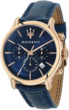 Montre Maserati R8871618007: Maserati: Amazon.fr: Montres