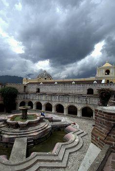 Antigua Guatemala, Guatemala - Dreary