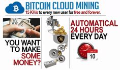 I recommend this cloud Mining service https://goo.gl/kKlkza  company with good platform .Six data-centres. High earning power. Return on investment within 5 months. 15 KH/s to every new user for free and forever. This company paying
