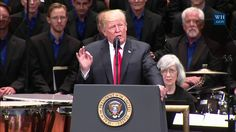 President Trump Participates in the Celebrate Freedom Rally - YouTube