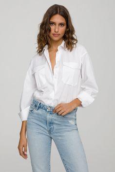 Modern Wardrobe, Chic Outfits, Jean Outfits, Fashion Outfits, Streetwear Fashion, Cool Shirts, Shirt Blouses, Shirt Designs, Street Wear