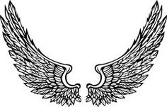 Set Of Eagle Or Angel Wings - Download From Over 50 Million High Quality Stock Photos, Images, Vectors. Sign up for FREE today. Image: 33855844