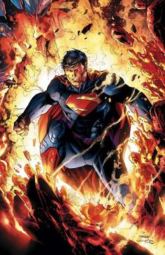 Superman by Jim Lee.