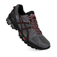 online store 0d57c f844c ASICS GEL Kahana 8 Men s Trail Running Shoes, Dark Grey