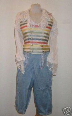 "Phantom of the Opera: Christine's ""Il Muto"" Costume"