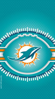 Nfl Dolphins, Pro Football Teams, Superhero Logos, Wallpapers, Sports, Hs Sports, Wallpaper, Sport, Backgrounds