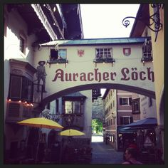 """See 142 photos and 2 tips from 2001 visitors to Kufstein. """"Great city in Torol! New York, Four Square, Places Ive Been, Broadway Shows, London, City, Old Town, Viajes, New York City"""