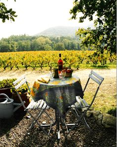I want to share a cozy rustic table for 2 in an Italian vineyard, enjoy a bottle of wine with my sexy husband and get lost in his eyes and conversation Caves, Italian Vineyard, Tuscany Vineyard, Champagne, Wine Vineyards, California Wine, Valley California, Enchanted Home, In Vino Veritas