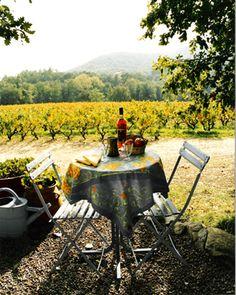 CA wine country