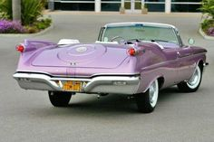 1960 Imperial convertible