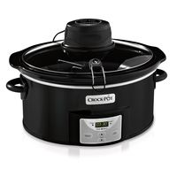 Looking for Crock-Pot Digital Slow Cooker iStir Stirring System, Black, 6 Qt ? Check out our picks for the Crock-Pot Digital Slow Cooker iStir Stirring System, Black, 6 Qt from the popular stores - all in one. Slow Cooker Roast, Best Slow Cooker, Crock Pot With Timer, Slow Cooker Reviews, Specialty Appliances, Kitchen Appliances, Small Appliances, Kitchen Gadgets, Digital Timer