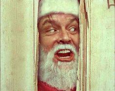 Heeeeeeerrre's Santa!!!